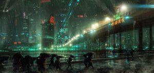 Blade Runner, une des dystopies les plus connues