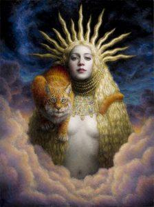 Freya déesse