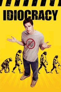 Affiche du film idiocracy de Luke Wilson