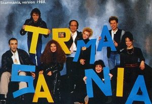 La troupe de Starmania 88