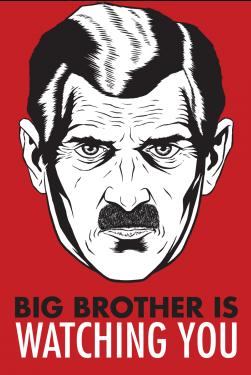 1984 : Big Brother is watching you