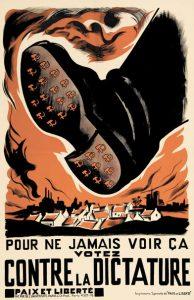 Affiche anti communiste