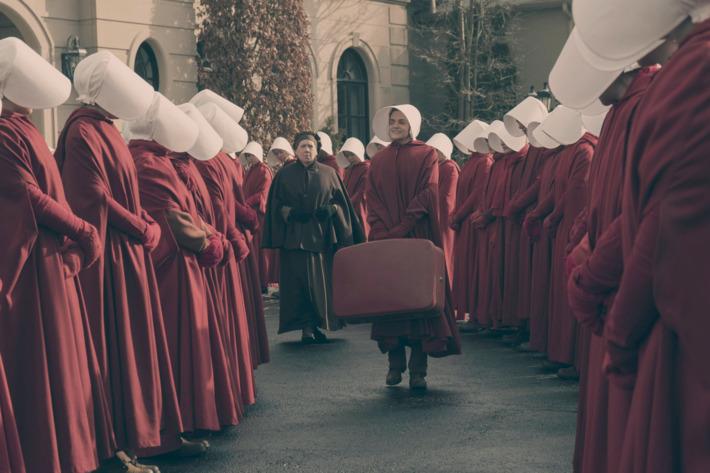 The handmaid's tale, la dystopie religieuse