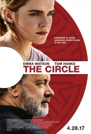 Affiche du film The circle avec Emma Watson et Tom Hanks