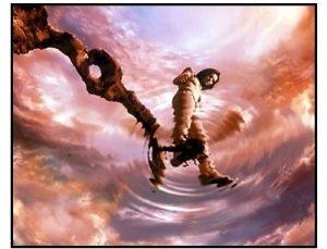 Aki Ross dans Final Fantasy VII - les créatures de l'esprit