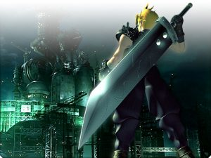 Final Fantasy VII - dystopie
