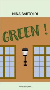 Couverture du roman Green!