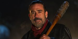Negan, le grand méchant de The walking dead