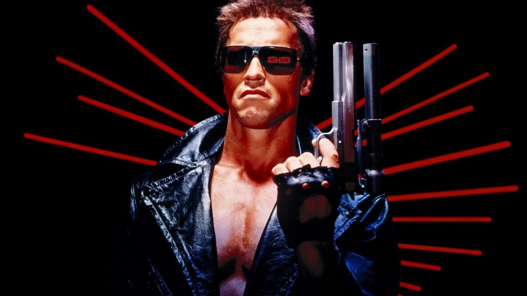 Terminator, ma première dystopie