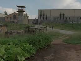 The walking dead, la prison