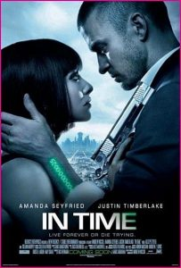 Affiche du film In time/ time out