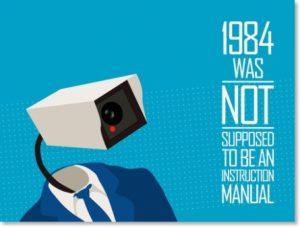 1984 n'est pas censé être un manuel d'utilisation