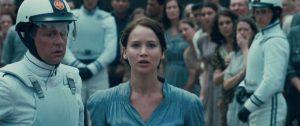 Katniss se porte volontaire dans les Hunger Games