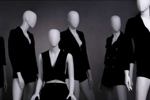 Mannequins de vitrine