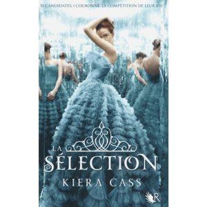 La couverture de la sélection de Kiera Cass