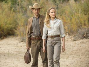 Westworld, Dolores et William