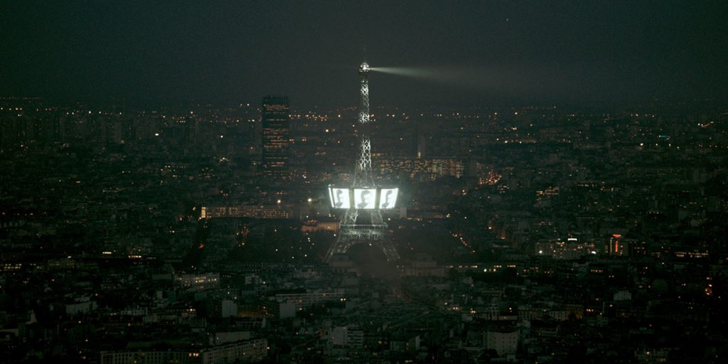 Arès, le futur dans un Paris cauchemardesque