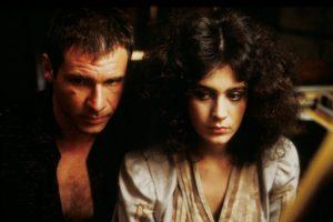 Rachel et Rick dans Blade Runner