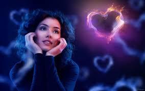 Une femme très amoureuse