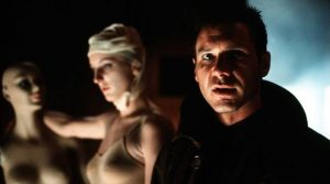 Blade Runner,avec Harrison Ford