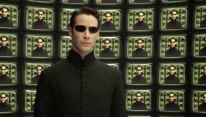 Neo de Matrix