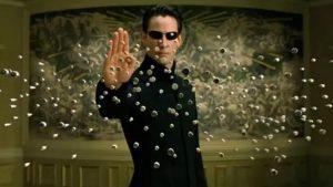 Neo est le Christ dans Matrix