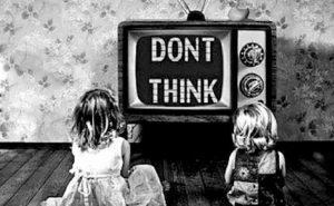 Télévision lobotomie