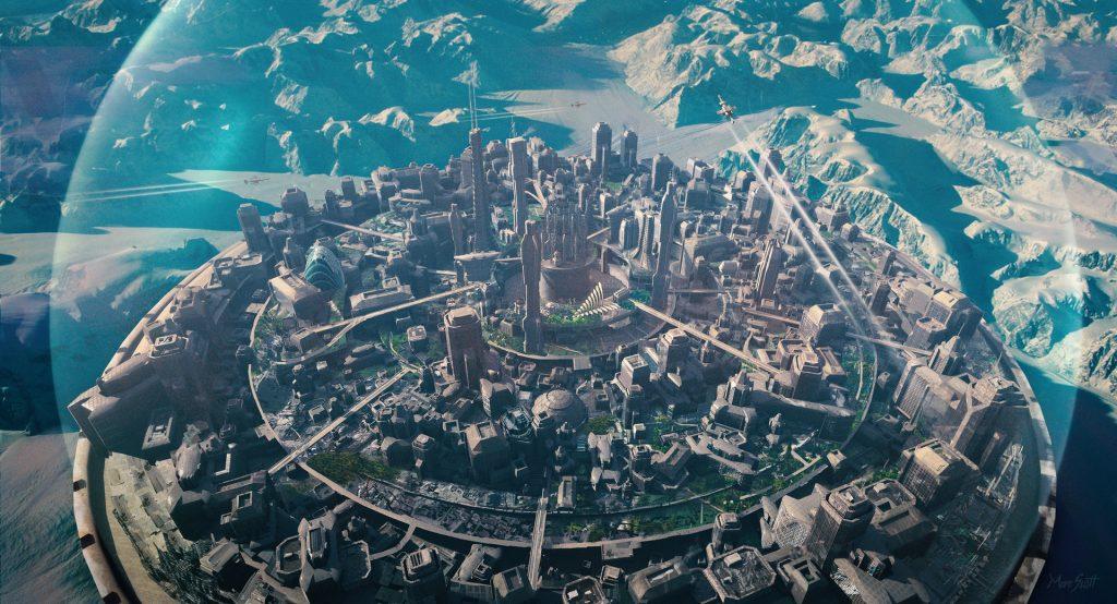 Globalia : un monde parfait de villes-bulles