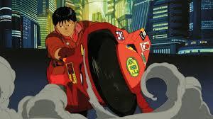 Akira, animé dystopique