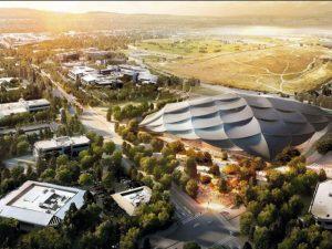 Campus futuriste