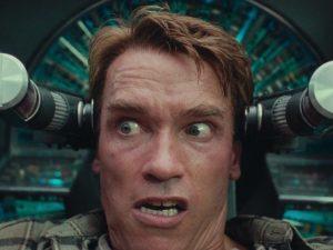 Schwarzenegger dans Total Recall