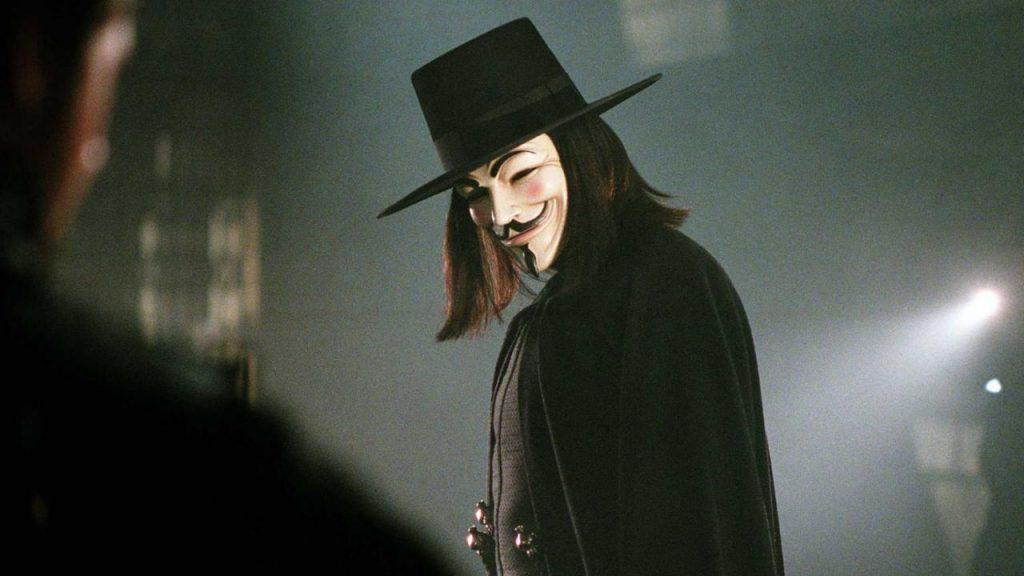 V pour Vendetta, apologie de l'activisme anonyme