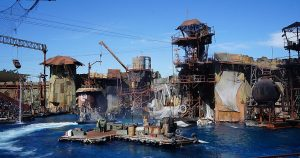 Waterworld : post apo ou dystopie ?