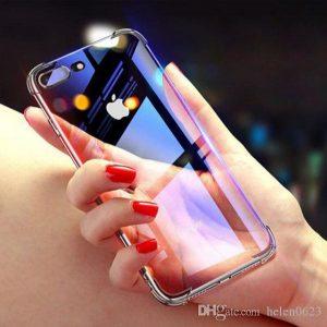 Téléphone transparent