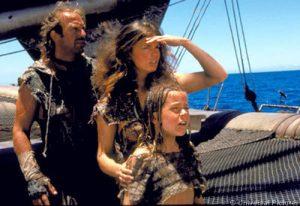 Waterworld, le mariner, Helen et Enola