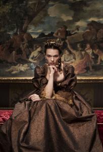 Madame de Montespan, Versailles