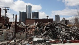La faillite américaine : Détroit