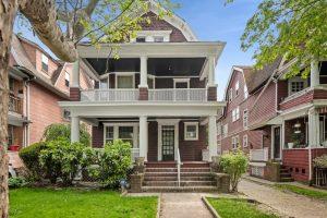Une maison à Brooklyn
