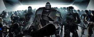 Des soldats mécaniques