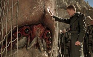 Une prise de guerre dans Starship Troopers