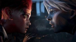 Histoire d'amour nulle dans Ready Player One