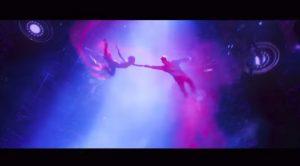 Danse dans les airs dans Ready Player One