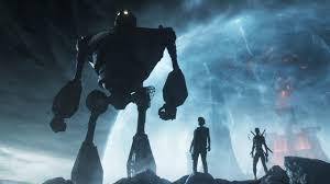 Ready Player One, le robot de fer