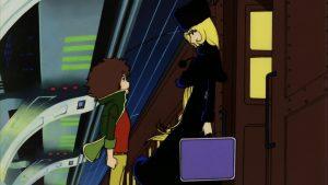 Maetel et Tetsuro