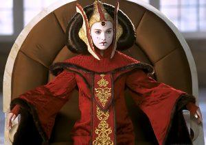 La reine Amidala