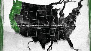 Ecotopia, Etat indépendant