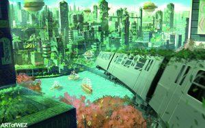 Une représentation utopique