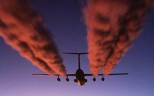 La pollution liée au trafic aérien