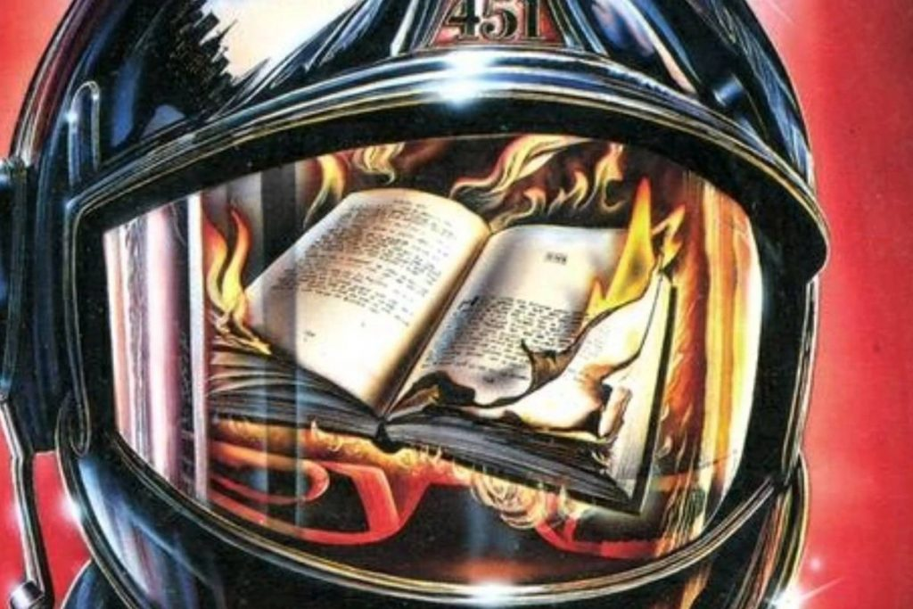 Fahrenheit 451 : ne réfléchis plus