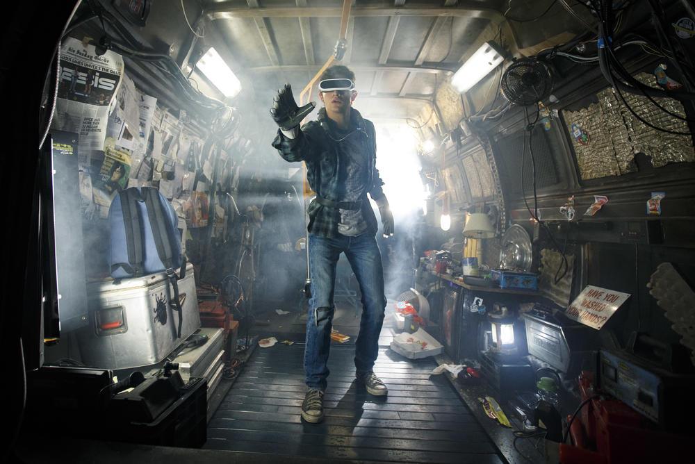 Ready player one, la dystopie VR